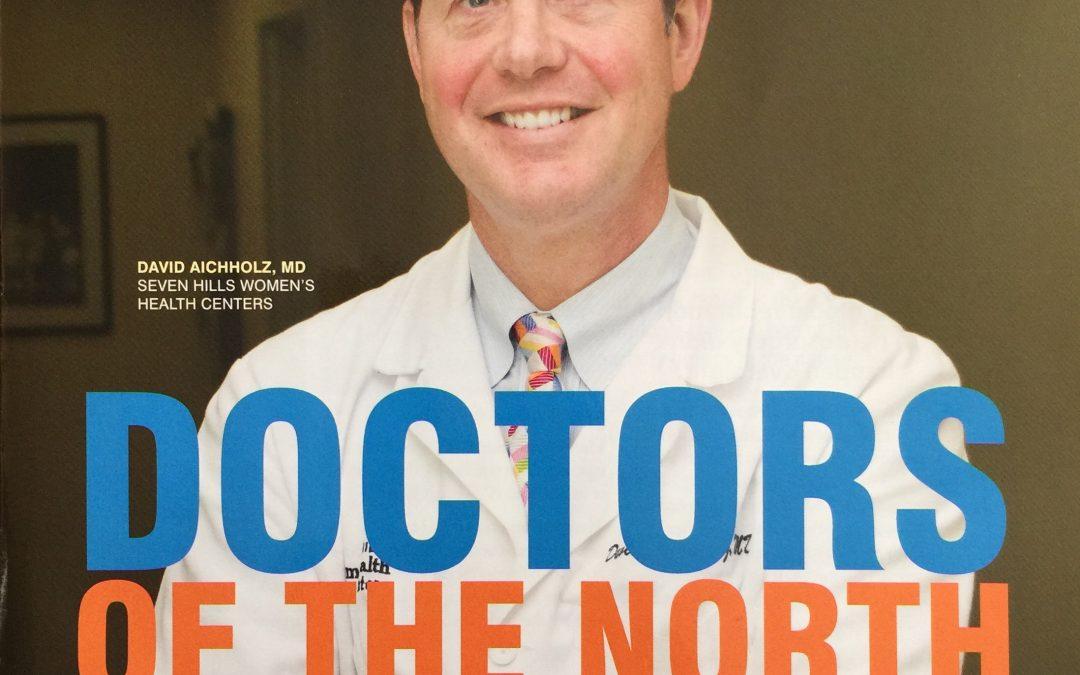 Dr. Rhonda Washington in the Cincinnati Magazine Best of the North Magazine